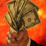 US Dollar Purchasing Power Going Up in Flames