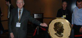 World's First 100-kg, .99999% Pure Gold Bullion Coin
