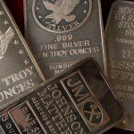 10 Ounce Silver Bullion Bars