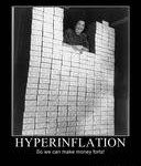 28 Countries Have Experienced Hyperinflation In the Last 25 Years (+118K Views)