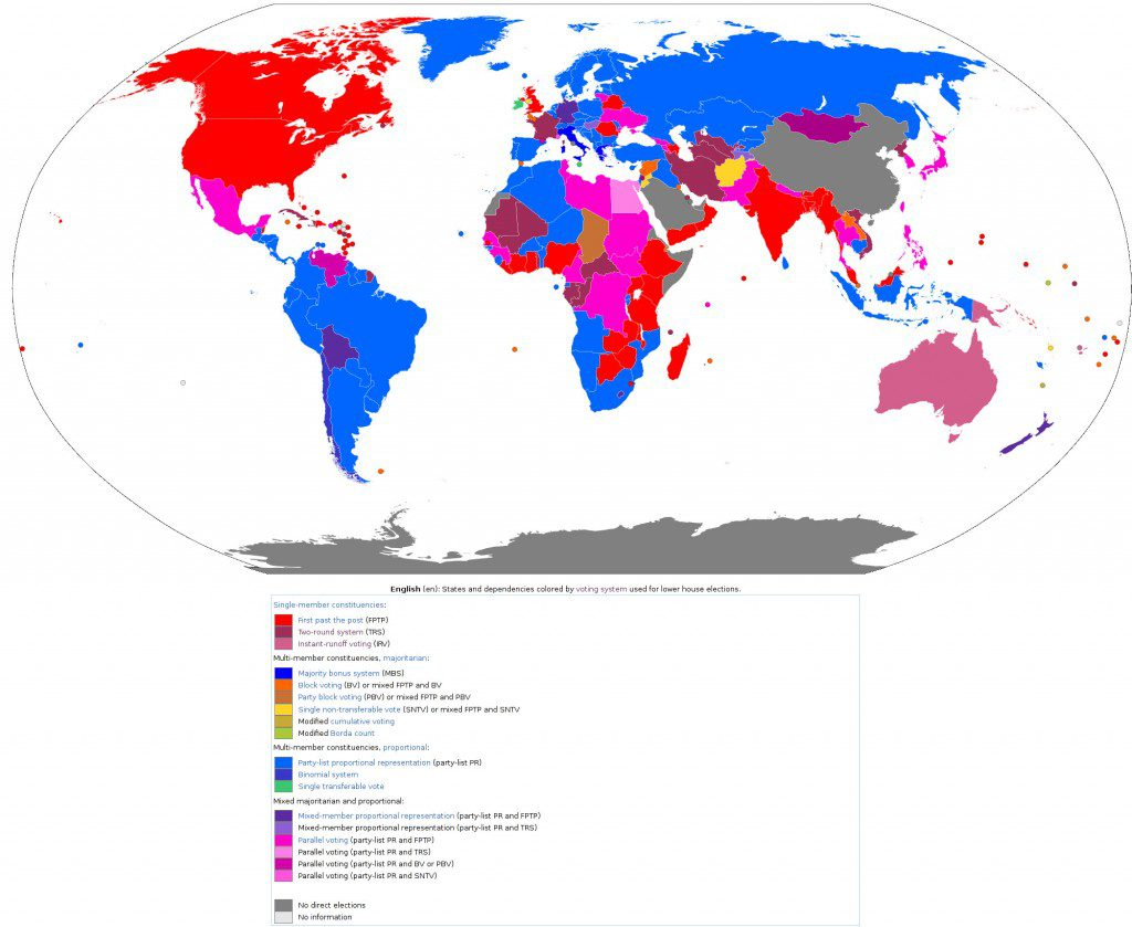 world elections